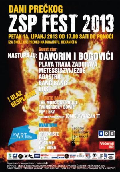 Noina arka na ZSPfest-u 2013.
