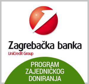 Program zajedničkog doniranja zaposlenika Zagrebačke banke