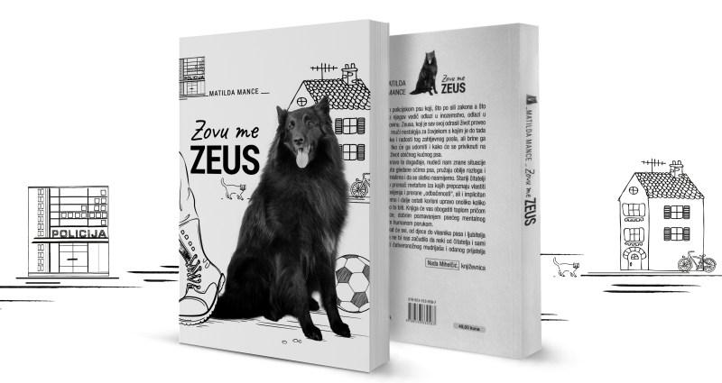 "Knjiga ""Zovu me Zeus"", Matilda Mance"