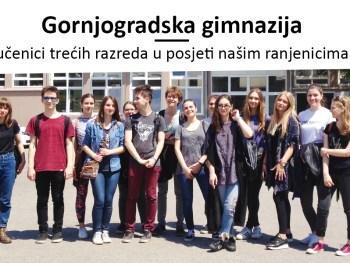 Posjet trećih razreda Gornjogradske gimnazije :)