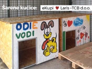 Šarene kućice - eKupi 😍 Laris-TCB