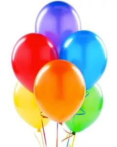 Giochi per bambini la staffetta con i palloncini - Immagine con palloncini ...
