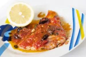 © Hermes-sicily | Dreamstime.com - Sicilian Stuffed Swordfish Photo