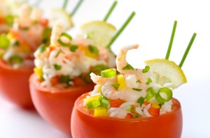 © Kabvisio | Dreamstime.com - Stuffed Tomatoes Photo