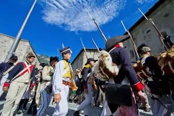 Napoleonica-Forte-di-Bard---truppe