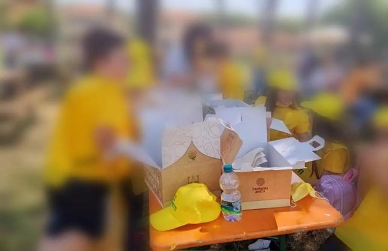Puglia, obeso un bambino su tre Festa nazionale dell'educazione alimentare