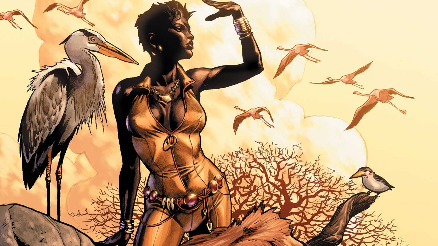 Woman Crush Wednesday: Vixen