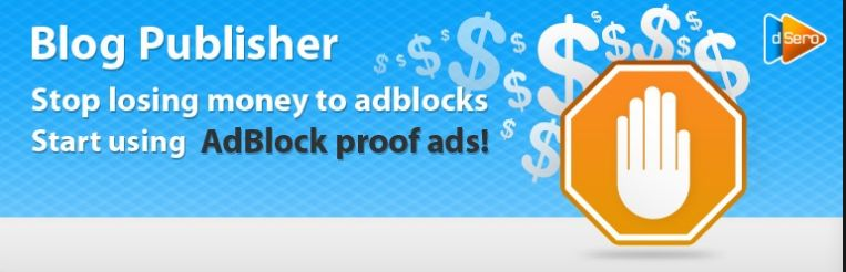 AdBlock versus AdSense