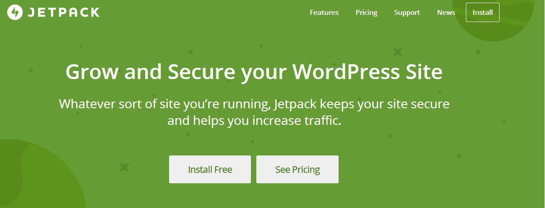 Jetpack WordPress Plugin per creare comunicati stampa