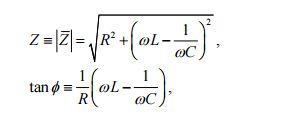 equazioni differenziali circuito RLC