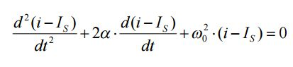 equazioni RLC