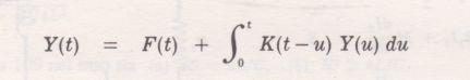 Equazioni Differenziali Integrali