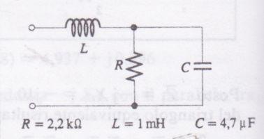 Fasori circuito