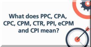 Calcolo CPI e CPM