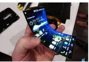 Samsung pieghevole pronto per il 2018