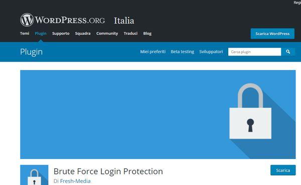 Come prevenire gli attacchi di forza bruta a WordPress