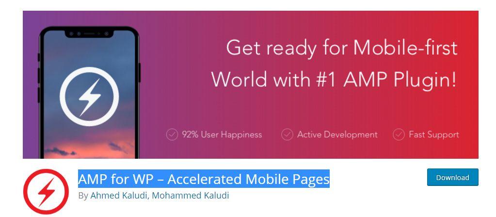 AMP per Mobile Cellulari