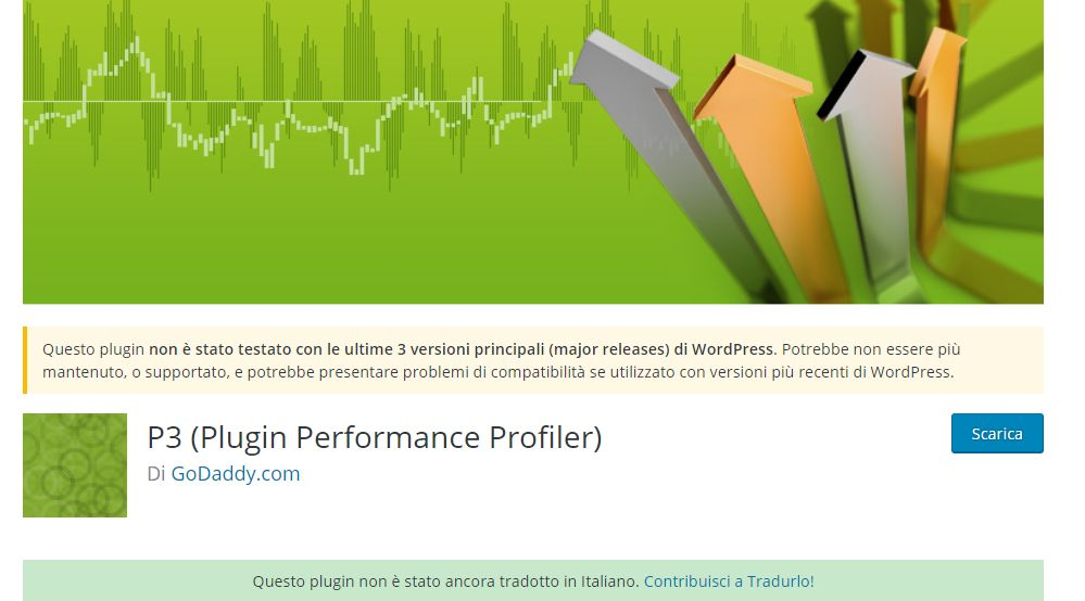 Performance WordPress P3 Plugins
