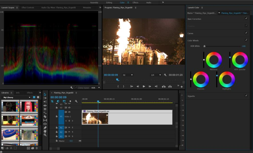 Software per realizzare video Adobe