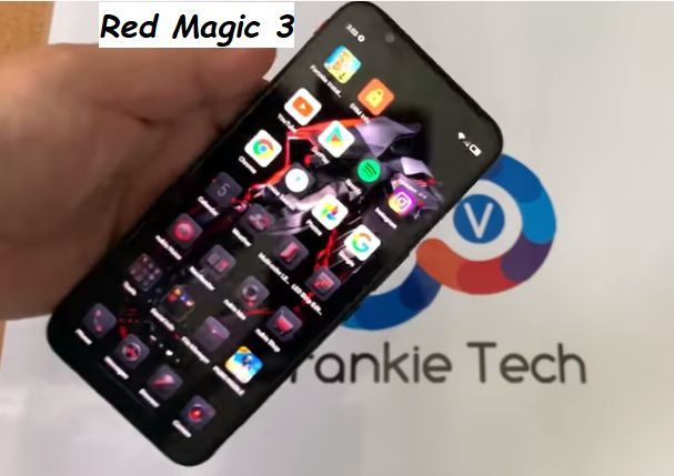 Cellulare Nubia Red Magic 3 fortemente orientato al gaming