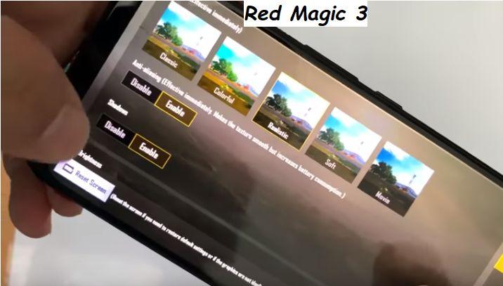Nubia Red Magic 3 cellulare orientato per i giovani e il mondo dei giochi on line