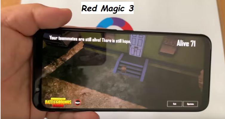 Nubia Red Magic 3 il nuovo smarthpone per i giovani orientato al gaming