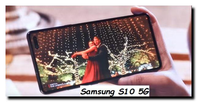 Nuovo cellullare di casa Samsung di fascia alta