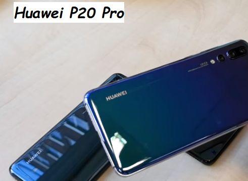 Huawei P 20 Pro