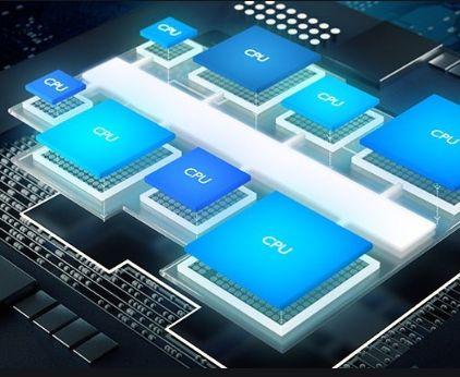 Microprocessore in nanometri per Cellulari e dispositivi mobili ARM Cortex A55