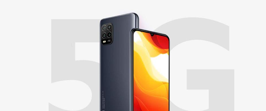 Foto Cellulare Xiaomi Mi10 lite -5G