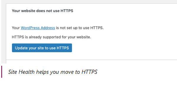 Come passare da connessione http a connessione  https con il CMS WordPress per il SEO.