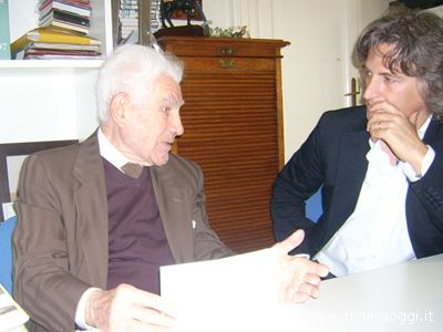 Luigi Natali e Fabrizio Roncarolo