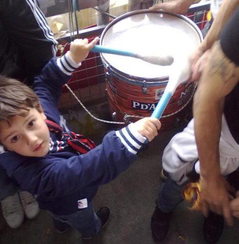 Nuove leve al tamburo!