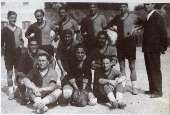 Sambenedettese, stagione 1930-31.