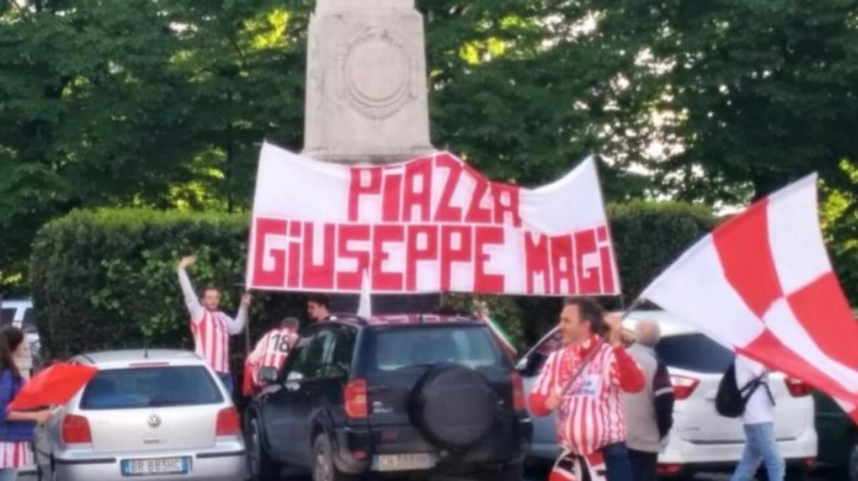 Piazza Giuseppe Magi