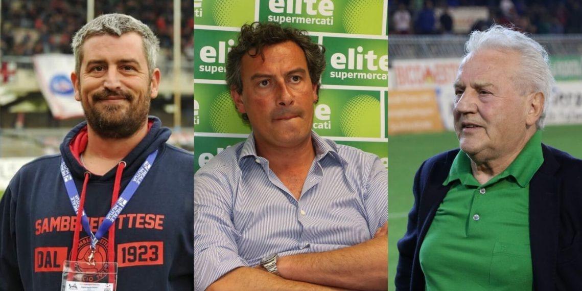 Andrea Fedeli, Andrea Gianni e Franco Fedeli