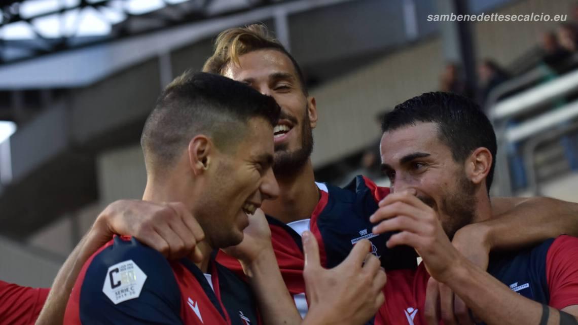 Samb-Rimini 2-0