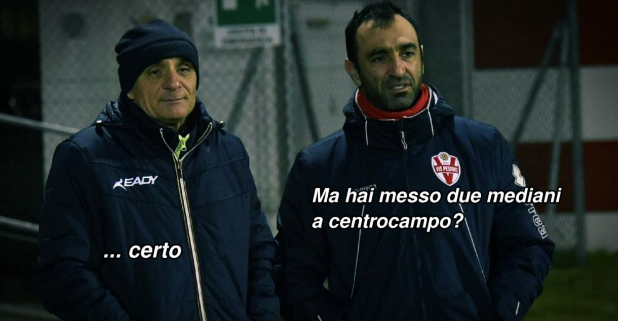 Vernecchie Vis Pesaro-Samb