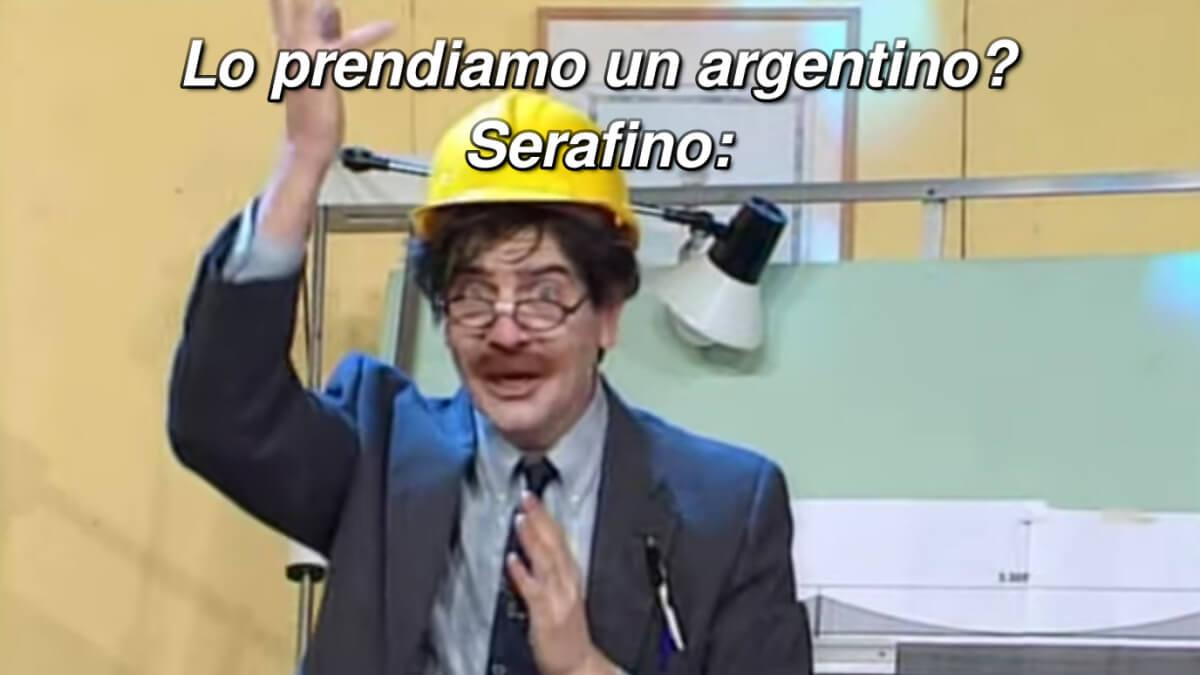 Vernecchie - Serafino