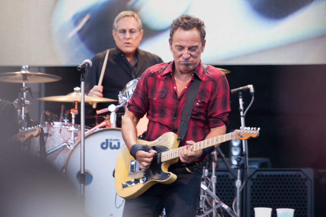 Bruce Springsteen Delivers Another Unique Setlist At Hanging Rock