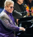 Elton John Photo By Ros O'Gorman