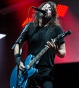 Dave Grohl Foo Fighters. Photo by Ros OGorman