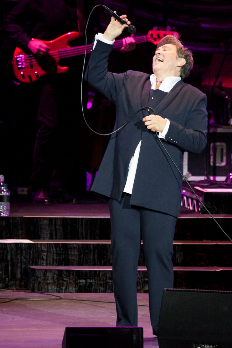 K D Lang Opens Her Ing 233 Nue World Tour In Melbourne And It