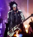 Motley Crue play the first show of the Australian FINAL TOUR in Melbourne at Rod Laver Arena. Photo Ros O'Gorman