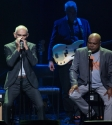 Paul Kelly and Archie Roach. Photo by Ros O'Gorman