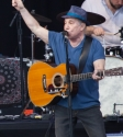 Sting and Paul Simon, A Day On The Green, photo by Ros OGorman