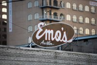 Emos Sign Austin Tx - Photo By Ros O'Gorman