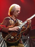 Steve Howe - Photo By Tim Cashmere