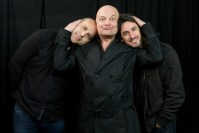 Chocolate Starfish (l-r Zoran, Adam, Darren)