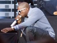 Kanye West. Photo by Ros O'Gorman